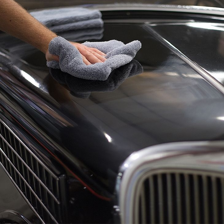 Car cleaning microfiber cloths LABICO